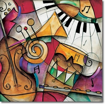 Favorite Artist Eric Waugh