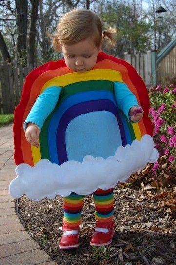 Costume arcobaleno