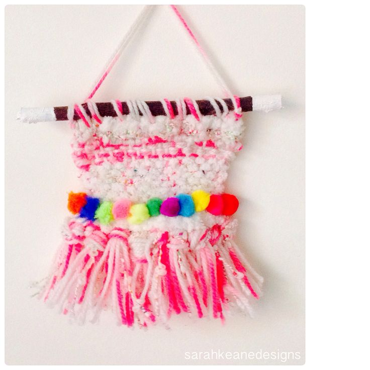 Fairy Bread Wall Hanging by Sarah Keane Designs