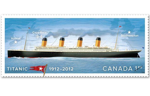 1912-2012 Titanic's ill-fated anniversary...