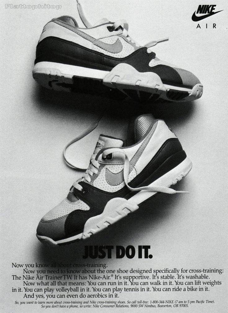 nike cross training ad