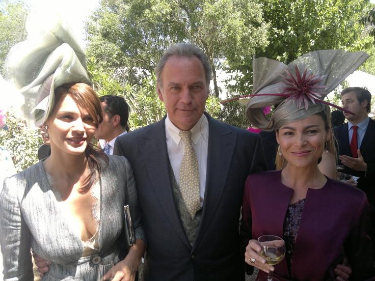 hats#headpiece#bodas#tocados#sevilla#
