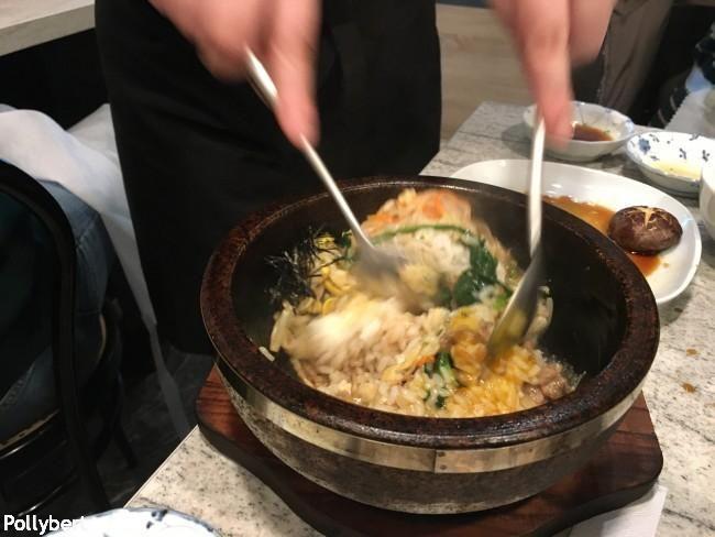 Ganko Yakiniku Restaurant The Japanese Barbecue Delivers Amazing Food Vegetarian Barbecue