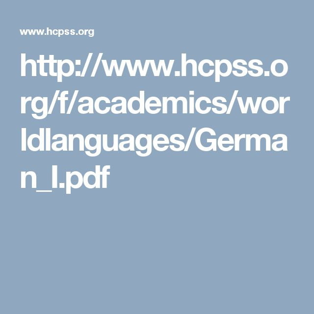 http://www.hcpss.org/f/academics/worldlanguages/German_I.pdf