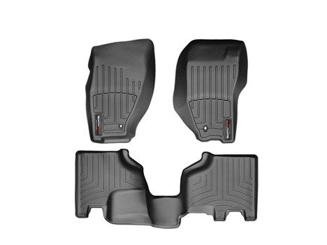 2010 Jeep Liberty | WeatherTech FloorLiner - black or gray. Front and cargo liner would be nice. | WeatherTech.com