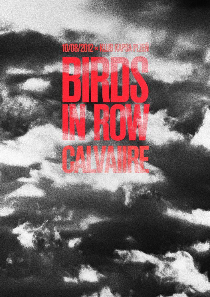 Birds In Row (FR), Calvaiire (FR)