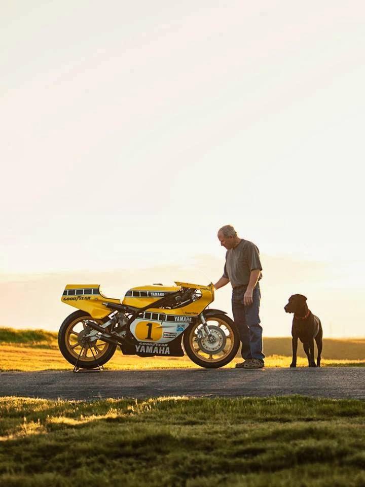 Yamaha and Kenny.