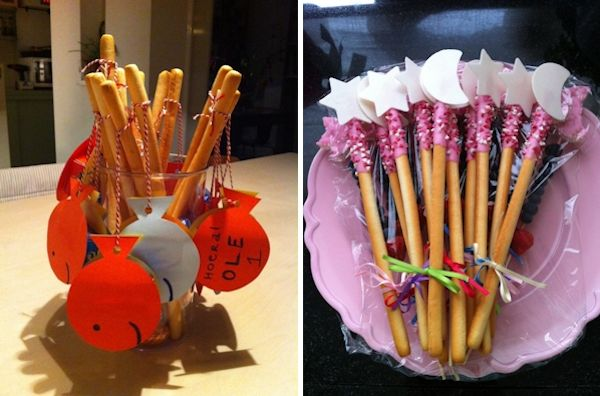 25 leuke en gezonde kindertraktaties - Laura's Bakery