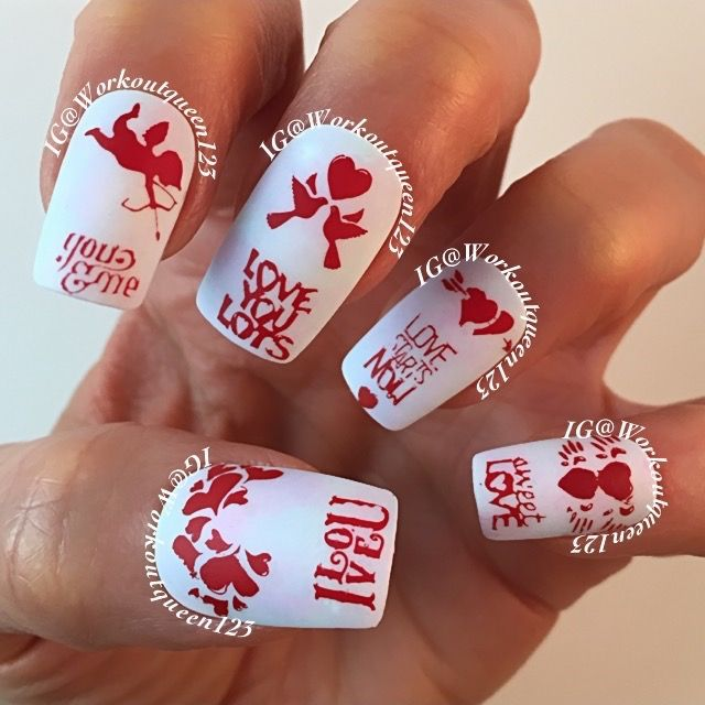 114 best Zia Mary\'s Nail Art images on Pinterest | Kitchens, Nice ...