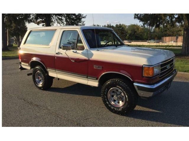 1989 Ford Bronco Suv Ford Bronco Ford Bronco For Sale Bronco