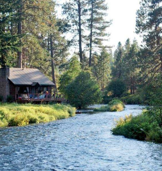 4476 mejores im genes de cabin en pinterest casas de - Casas de madera pequenas y baratas ...