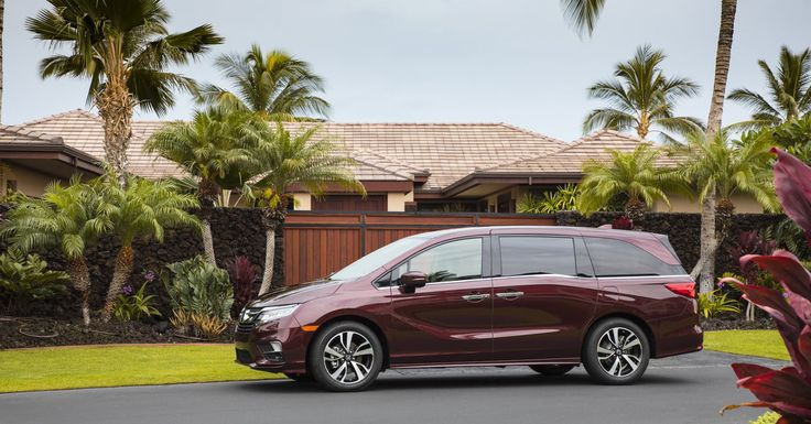 2018 Honda Odyssey: Release dates, prices, specs, and features