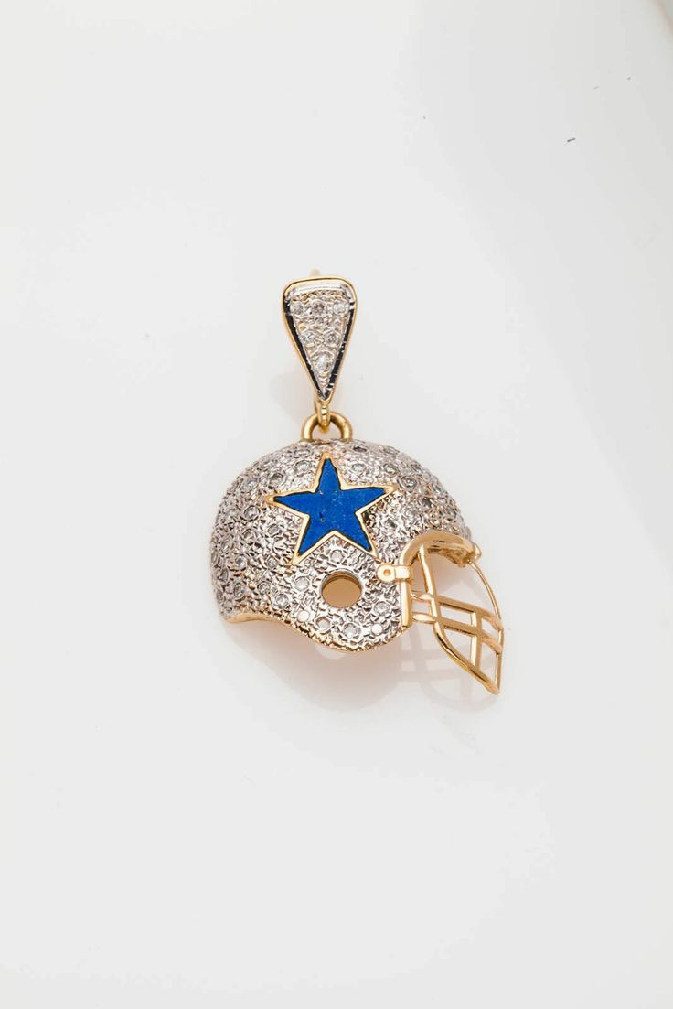 250 best dallas cowboys images on pinterest dallas cowboys 1ct diamond dallas cowboys 14k gold football pendant aloadofball