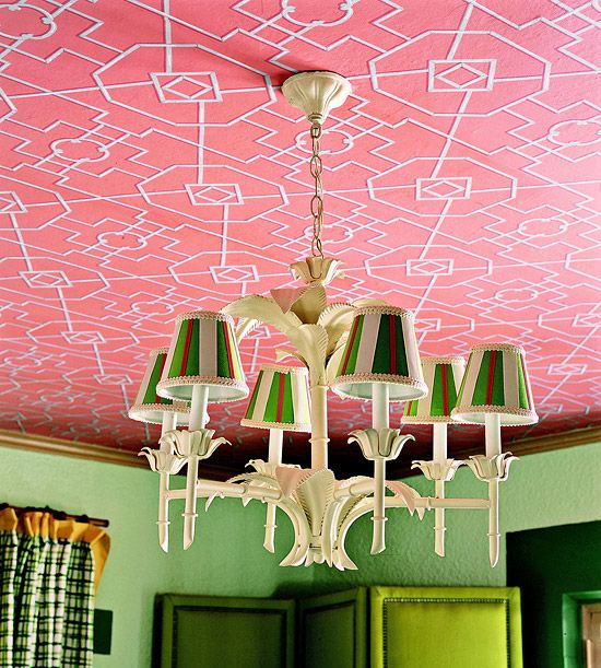 126 best images about whimsical wallpaper on pinterest Rules for painting ceilings