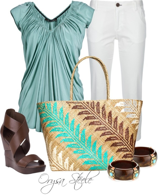 """Last Day of Summer"" by orysa on Polyvore"