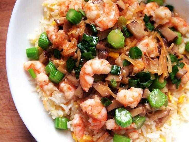 簡易粥飯食譜 - 福建炒飯