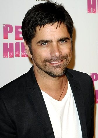John Stamos. c'mon it's uncle Jessie. oh wait now that sounds dirty