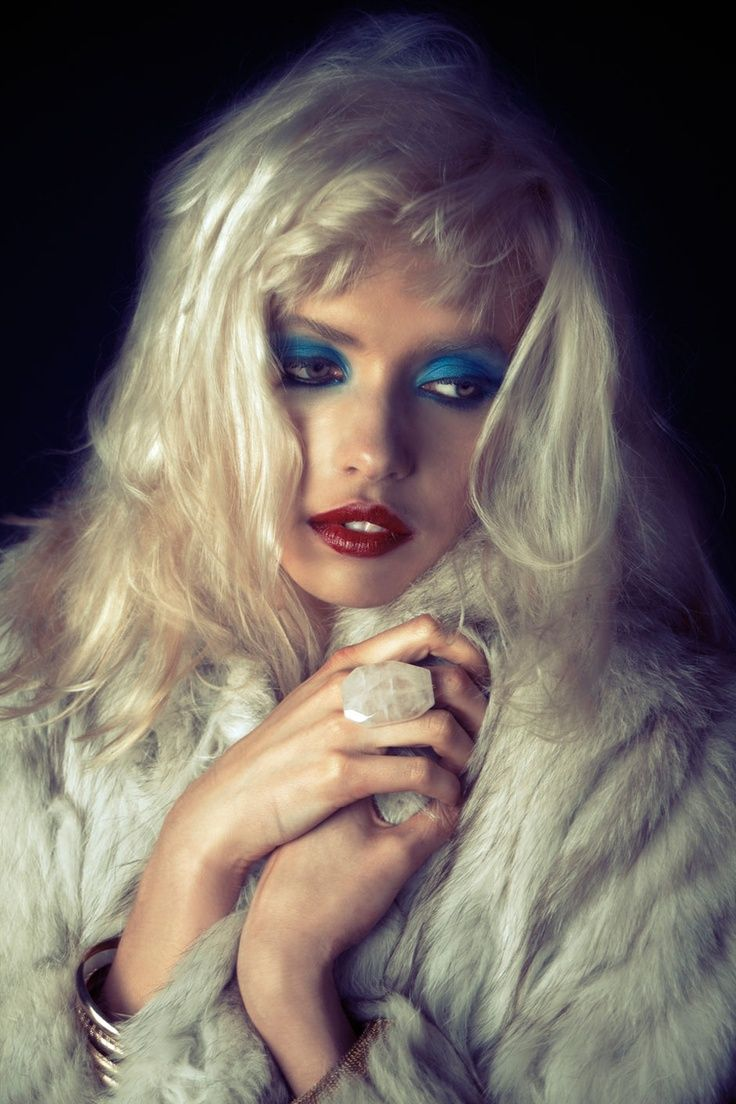70s glam #beauty