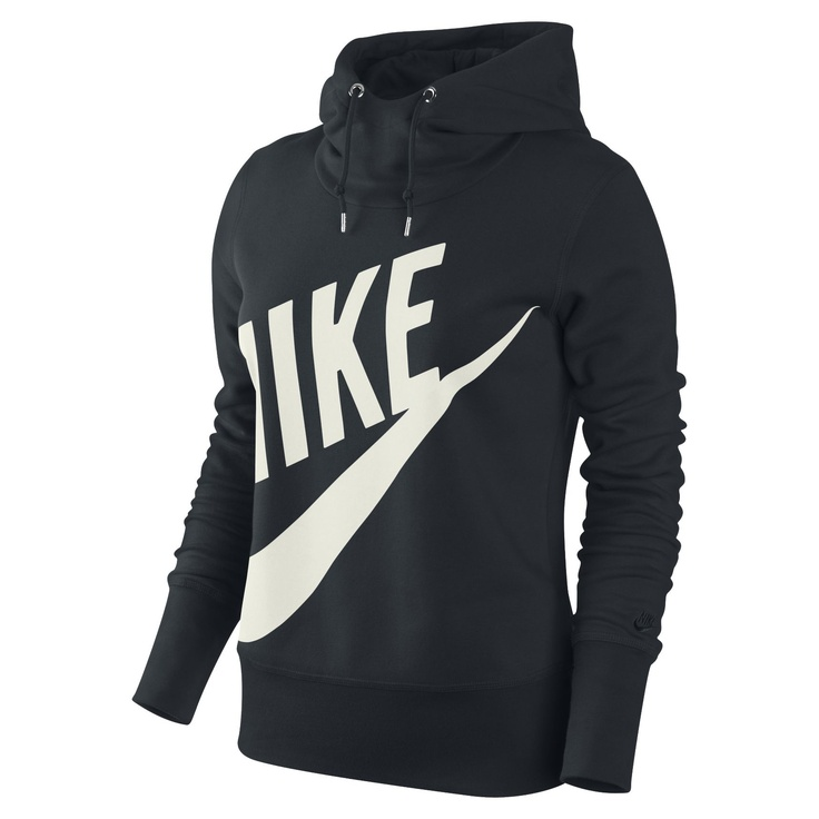 Nike lightweight pull over hoodie