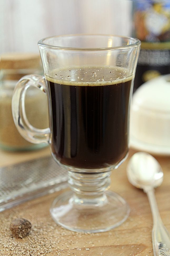 This Spiked Bulletproof Coffee is no diet drink but it's is rich and ...