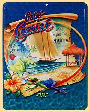 Goin' Coastal - The lower the latitude, the better the attitude!