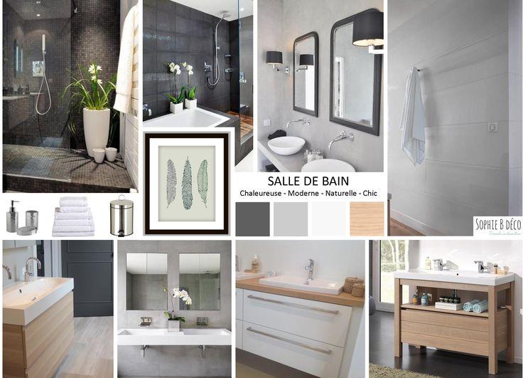 Les 25 meilleures id es concernant radiateur salle de bain for Salle de bain gris et blanc