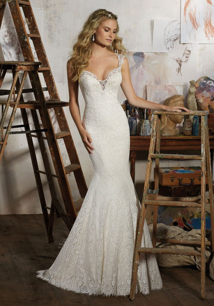 Mori Lee - Macy - 8104 - All Dressed Up, Bridal Gown