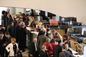 Fast 3.000 Besucher waren akkreditiert | E&S Investments