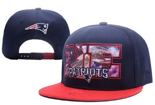 NFL Mens New England Patriots Flatbrim Cap  1631d6e1448