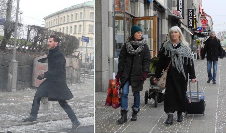 Взрослые шведки. Нормально одеты.