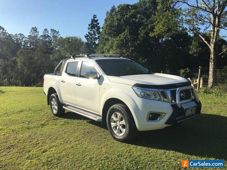 Nissan Navara NP300 2015 Dual Cab ST 4x4 Diesel #nissan #navara #forsale #australia