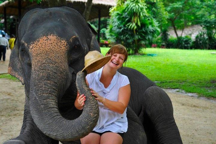 """Maesa Elephant Camp"" Thailand"