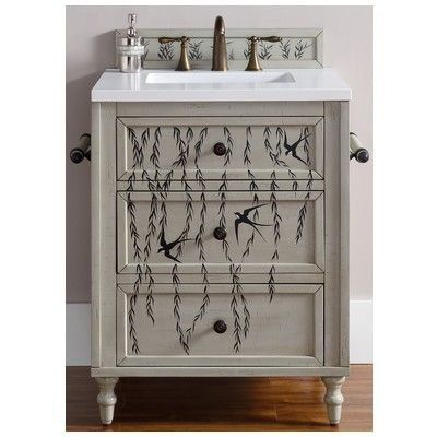 19 Best Hand Painted Bathroom Vanities Unique Designs Images On Pinterest