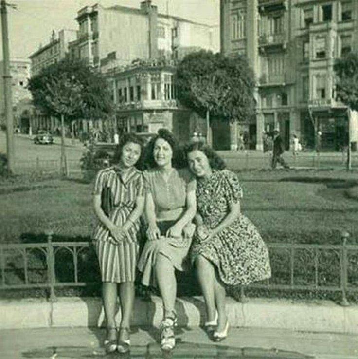 Taksim Meydanı-1942