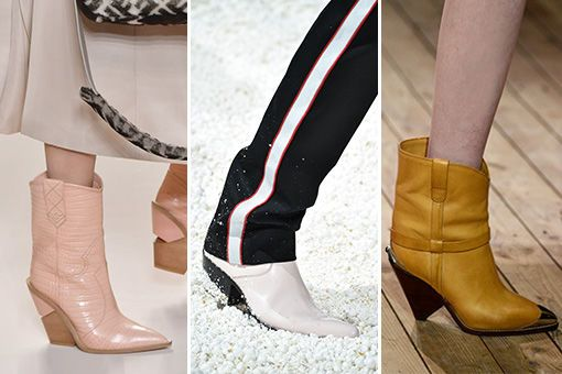 Schuhe Trends Schuhtrends Herbst Winter 2018 19 Herbstschuhe Winter Trends Schuhtrends