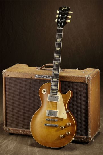 『The GIBSON Les Paul Standard 1958-1960』 | Player On-Line プレイヤー・コーポレーション                                                                                                                                                                                 More