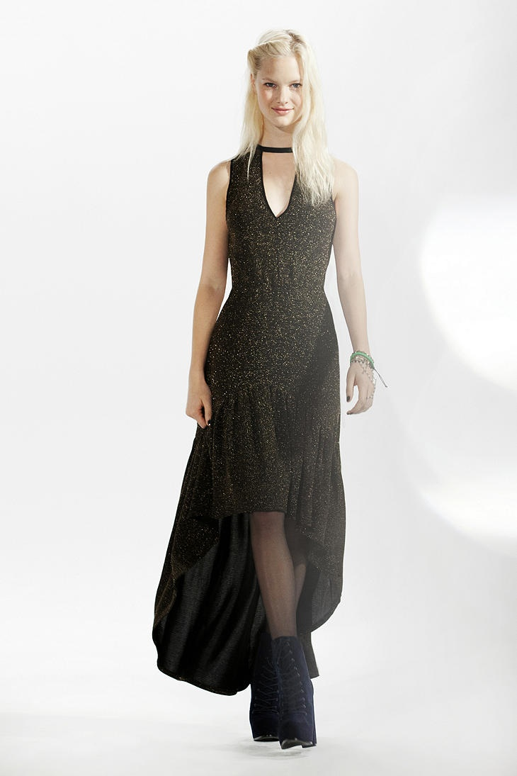 Looks like a perfect New Years Eve dress to me! Just needs some cowboy boots!!