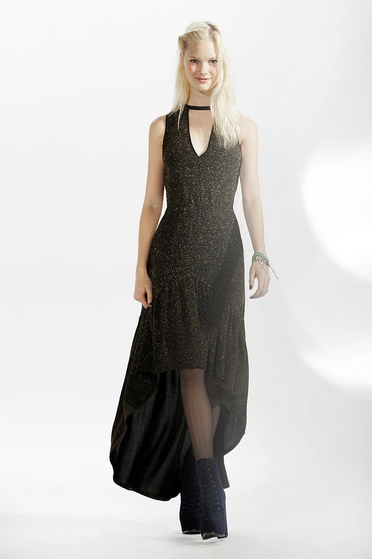 Ecote Black Magic Dress