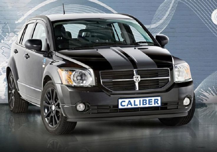 2008 Dodge Caliber Concept photo - 5
