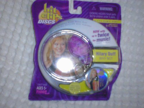 Hit Clips Disc Why Not Hilary Duff by Hasbro. $4.99