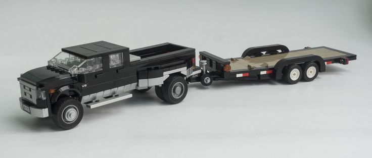 Dodge Ram 3500 with trailer | by colognebrick