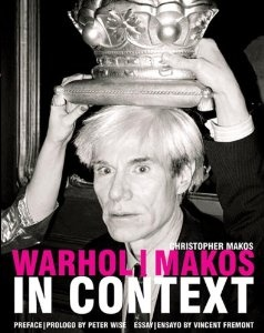 Love this!!  Amazon.com: Warhol/ Makos in Context (9781576873311): Vincent Fremont, Christopher Makos, Peter Wise: Books