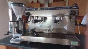 Search Semi automatic coffee machine with grinder. Views 223849.