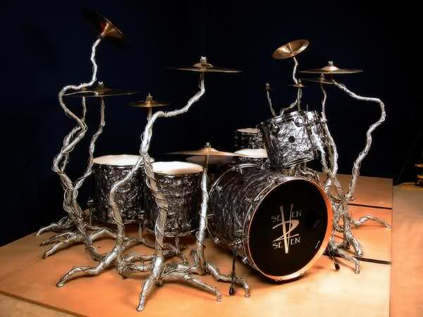 Custom Cymbal stands - DrumChat.com - Drummer Forum / DRUM FORUM for Drums