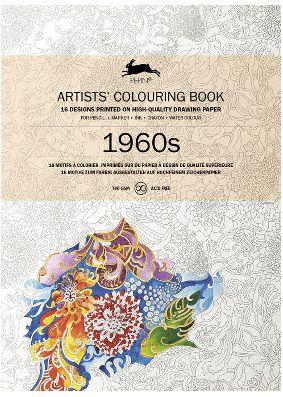 Pepin Press Colouring Book - 1960s