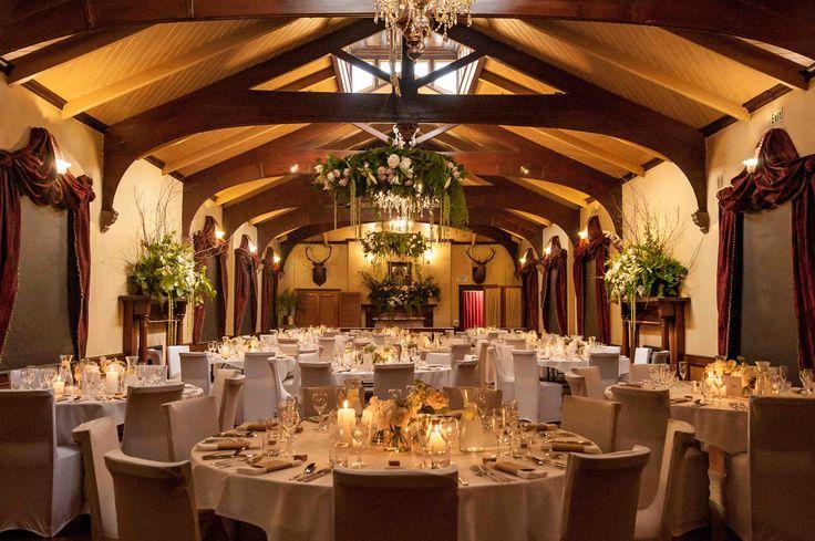Estelle Flowers Weddings | Larnach Castle Ballroom | Dunedin, NZ.
