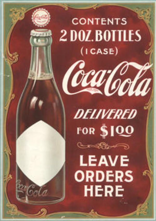 Antique Spotlight: Coca-Cola Memorabilia