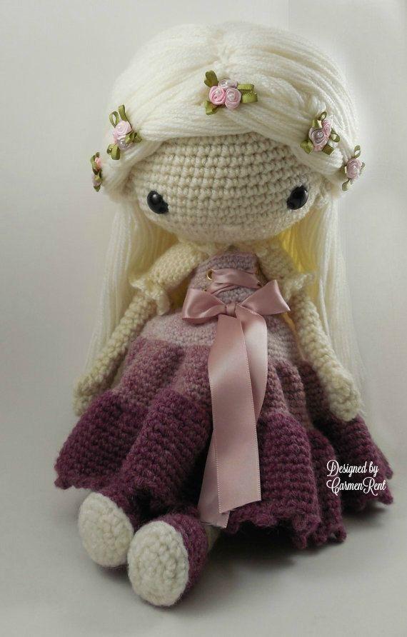 Amigurumi Doll Anleitung : 1000+ ideas about Amigurumi Hakelanleitung on Pinterest ...