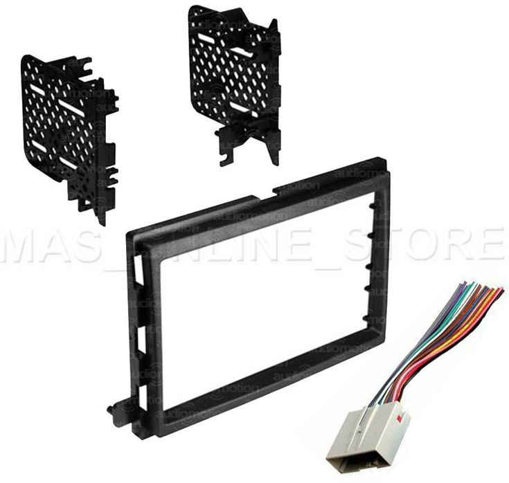 US-Deals Cars DOUBLE DIN STEREO INSTALL DASH KIT W/ WIRE HARNESS FOR FORD LINCOLN MERCURY CARS: $10.26 End Date: Tuesday…%#USDeals%