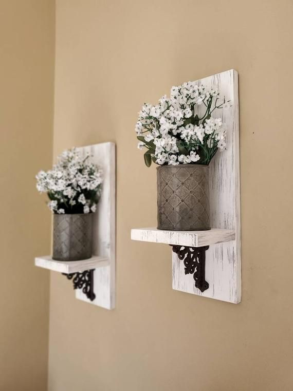 Small Decorative Wall Sconces Gifts For Mom Picture Shelves